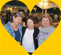 Sister/Cousin Maryanne & Sister Patty Relay4Life N